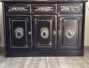 meubles peints et cuisines relook es fresque et peinture murale. Black Bedroom Furniture Sets. Home Design Ideas
